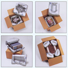 foam packaging methods