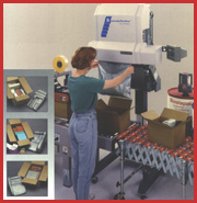 foam in bag packaging system