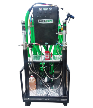 Model 788 Spray Foam Machine