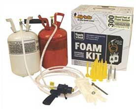 spray foam kits